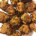 Keerai Bonda Recipe
