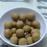 Peanut Ladoo Recipe | Ladoo Recipe