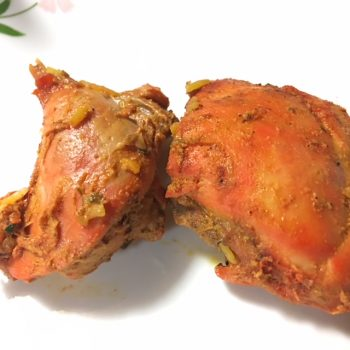 Tandoori Chicken Recipe | South Indian Recipe