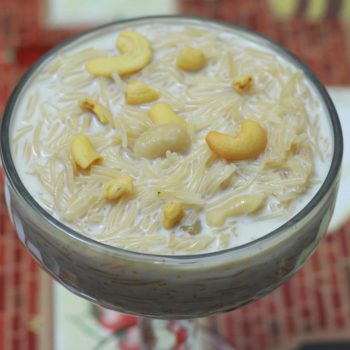 Semiya Payasam Recipe | Vermicelli Payasam Recipe