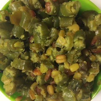 Beans Poriyal Recipe | South Indian Recipe