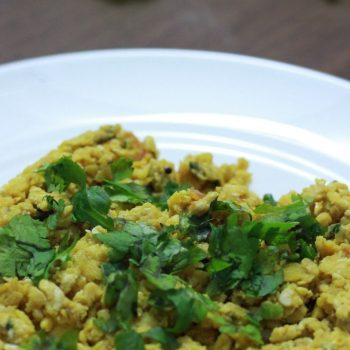 Egg Bhurji Recipe | How To Make Anda Bhurji