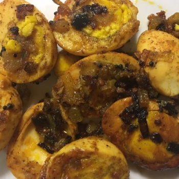Egg Pepper Fry Recipe | Egg Pepper Masala