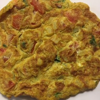 Masala Omelette Recipe | South Indian Recipe