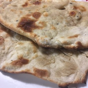 Naan Bread Recipe | How to Make Naan Bread at Home