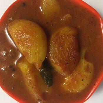 Poondu Milagu Kulambu Recipe | South Indian