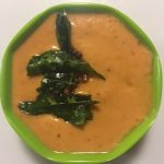 Red Chili Coconut chutney