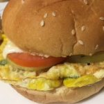 Veg Cheese Burger Recipe
