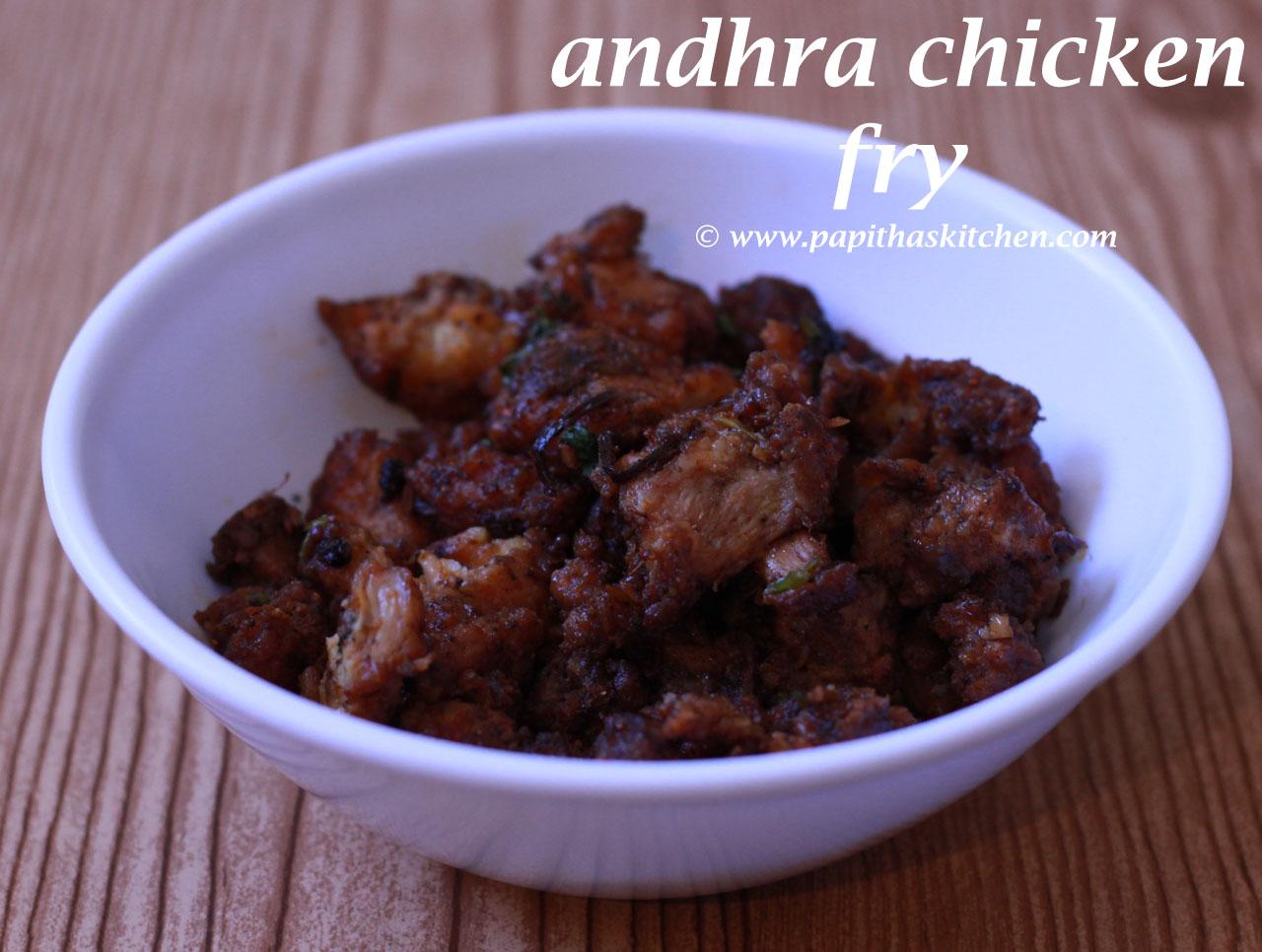 andhra chicken fry 1