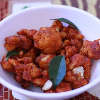 Crispy Gobi 65 Dry Recipe | Hyderabadi Gobi 65 Recipe