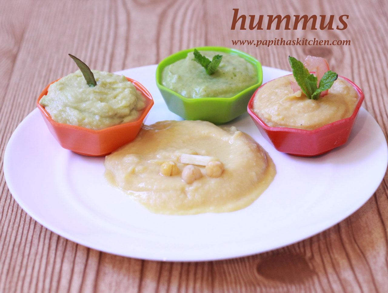 Hummus Recipe 2