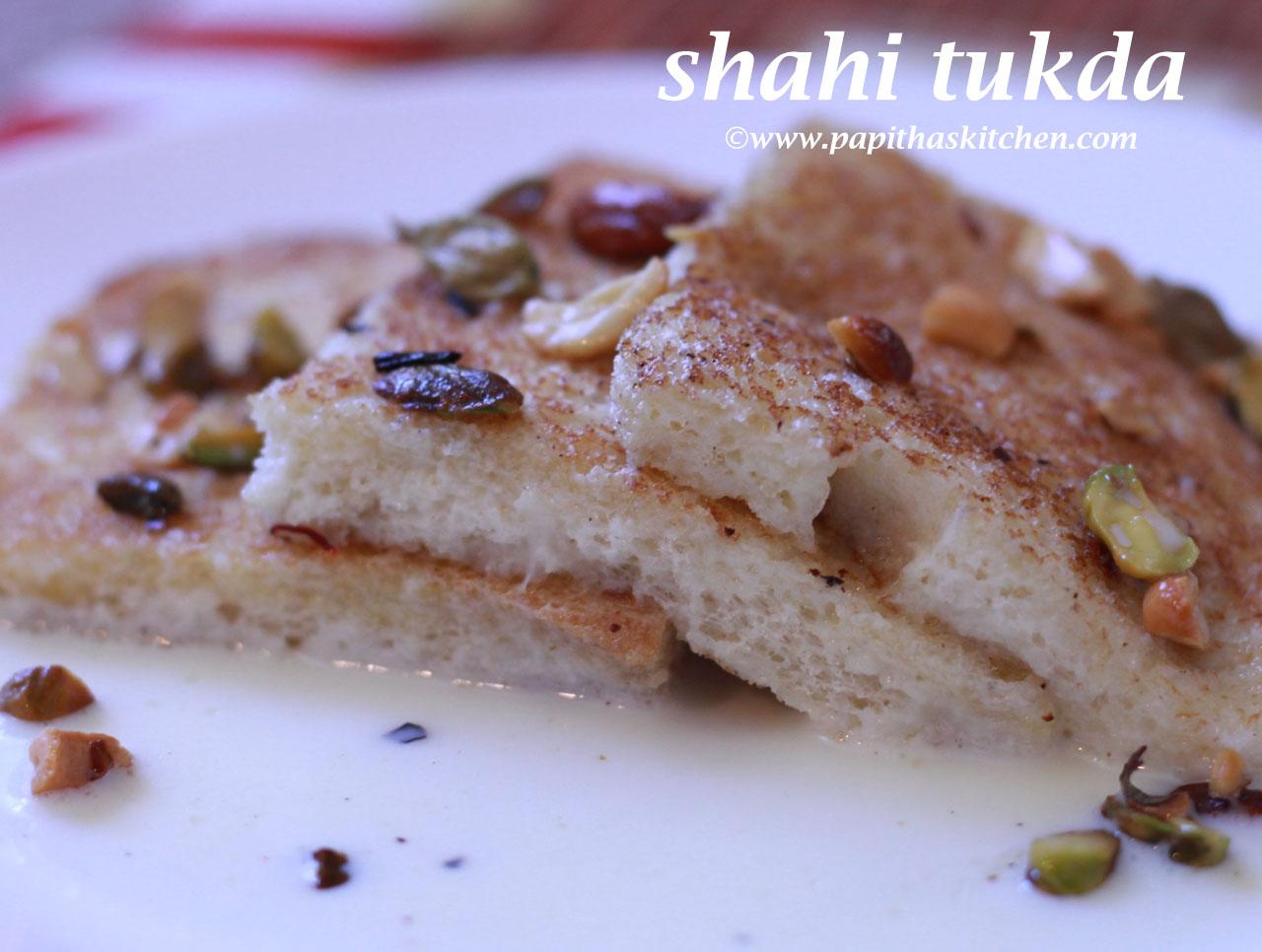 Shahi tukda 1