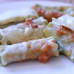 The Best Spinach Lasagna Roll Ups Recipe
