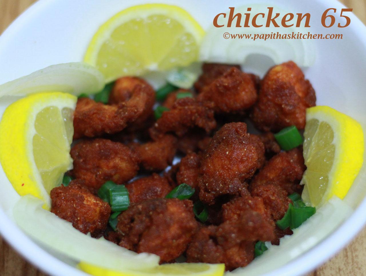 chicken 65 1