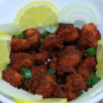 Hyderabadi Chicken 65 Dry Recipe   Easy Chicken 65 Recipe