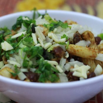 Simple and classic Chili Mac Recipe