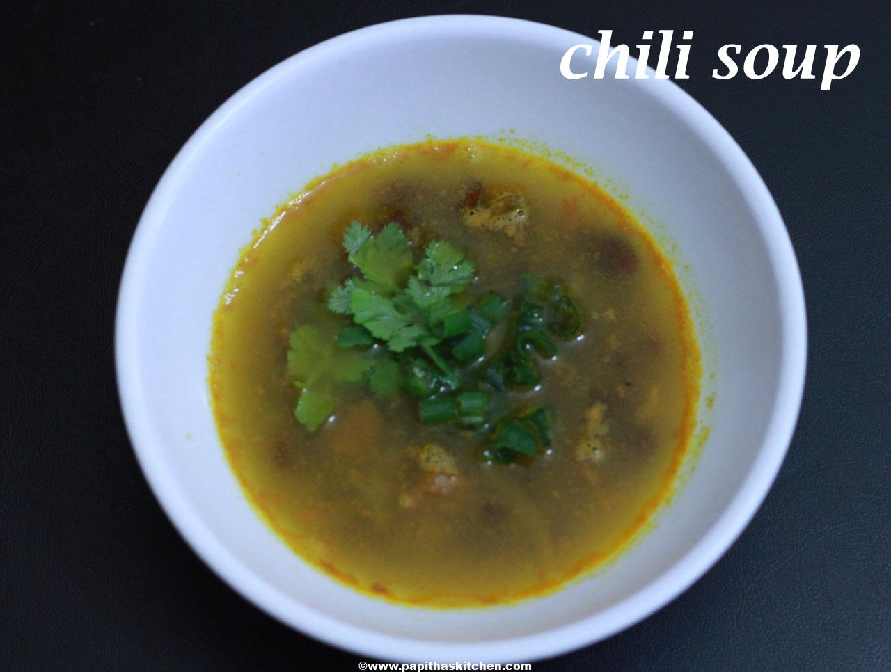 chili soup 1