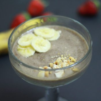 Banana Chia Seed Pudding Recipe