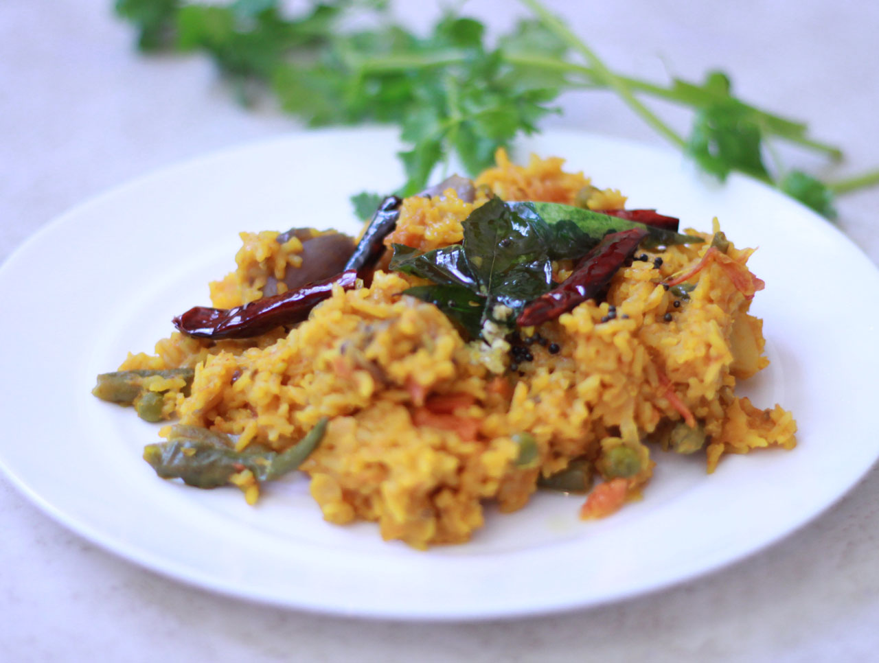 Easy Bisi Bele Bath Recipe | Karnataka Style - Papitha's Kitchen