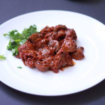 Dry Chilli Garlic Mushroom Recipe Indian Style