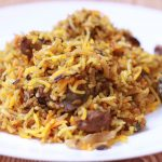 Authentic Mughlai Chicken Biryani Recipe