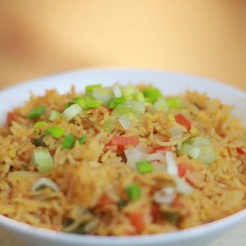 Schezwan Fried Rice Recipe Indian Style