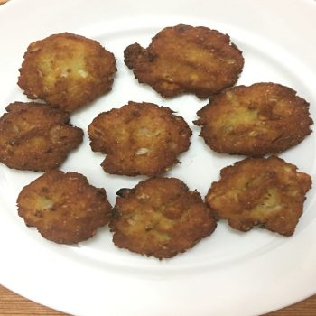 Sweet Corn Vada Recipe Andhra Style