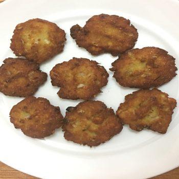Sweet Corn Vada Recipe Andhra Style