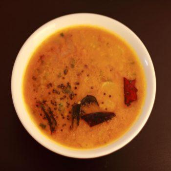 Spicy Mullangi Sambar Recipe | Radish Sambar
