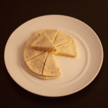 Easy Cheese Quesadilla Breakfast Recipe