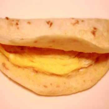 Easy Egg and Cheese Wrap Recipe
