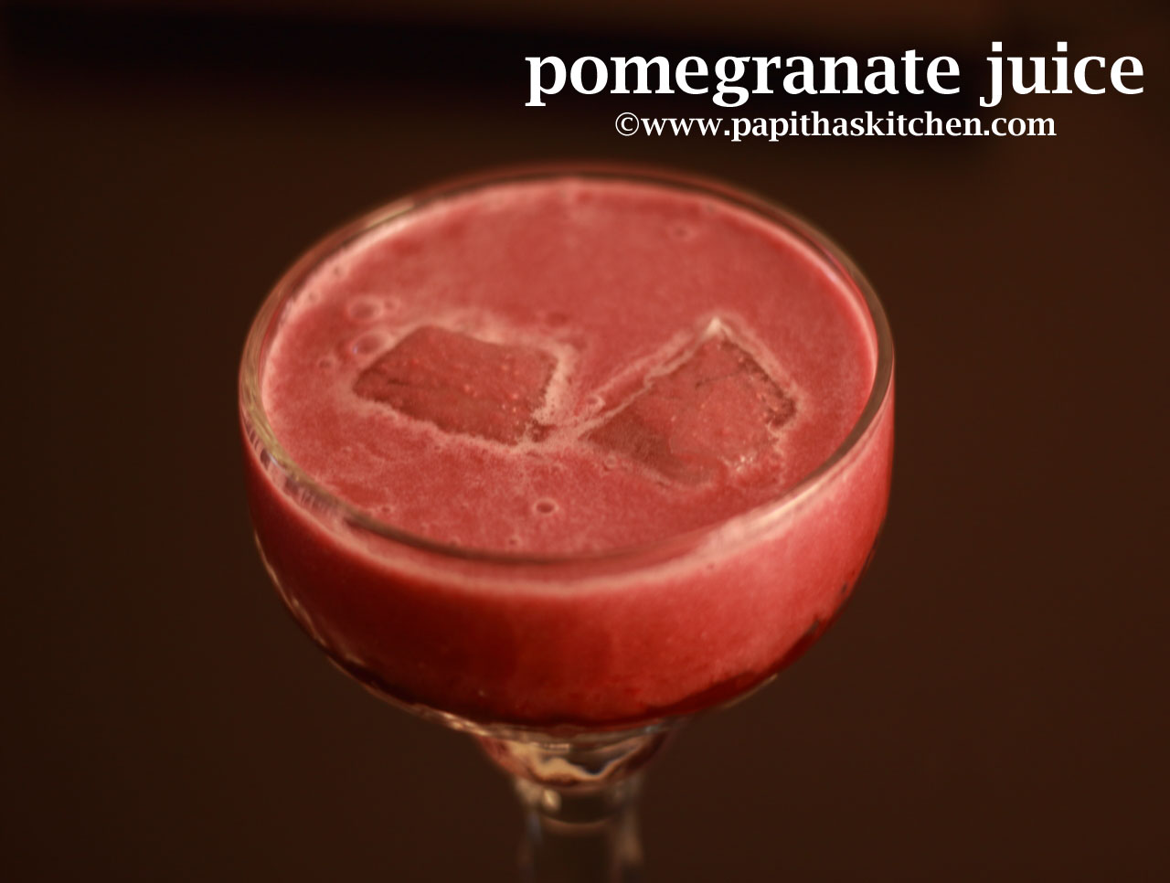 pomegranatejuice