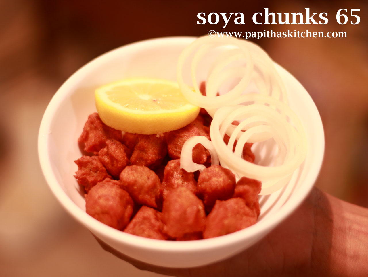 soya chunks 65