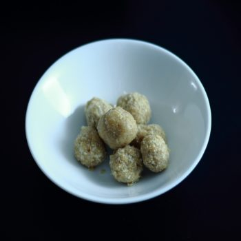 Sweet Poha Ladoo Recipe | Festival Recipe