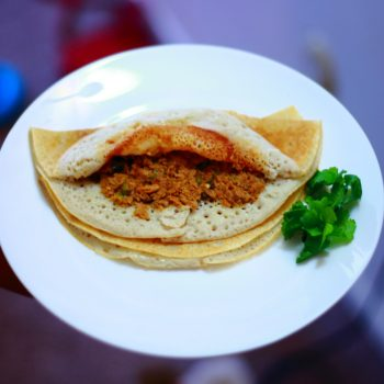 Stuffed Dosa Recipe | South Indian Breakfast Recipe