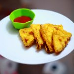 Easy and Quick Bread Bajji Recipe