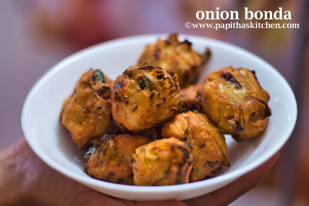 onion bonda
