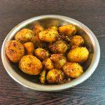 Baby Potato Fry Recipe | Potato Recipe