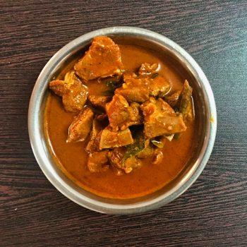 Mutton Kulambu for Rice Recipe