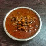 Chole Chickpeas Curry Recipe