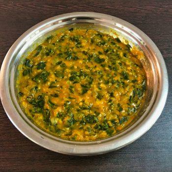 Drumstick Leaves Dal Fry Recipe | Murungai Keerai Recipe