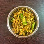 Banana Flower Poriyal Recipe | Banana Blossom Recipe